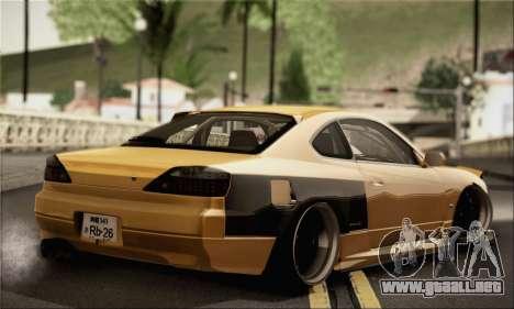 Nissan Silvia S24-5 (215SX) para GTA San Andreas left