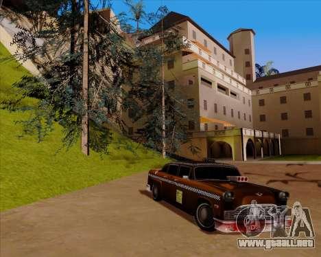 Borgnine para la visión correcta GTA San Andreas