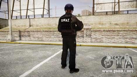 Uniformes de asalto de los grupos especiales. ar para GTA 4 tercera pantalla