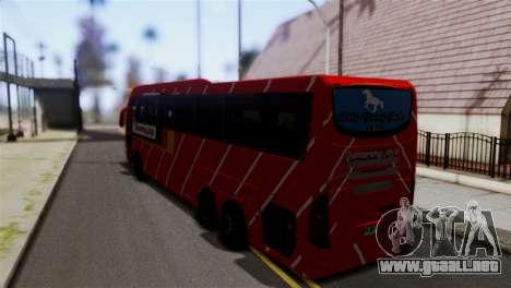 Volvo Gumarang Jaya para GTA San Andreas left