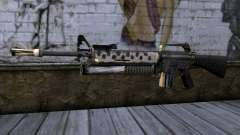 M4 from Call of Duty: Black Ops v2 para GTA San Andreas