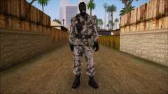 Artic from Counter Strike Condition Zero para GTA San Andreas