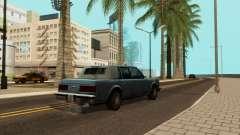 ENB para baja de PC (SAMP) para GTA San Andreas