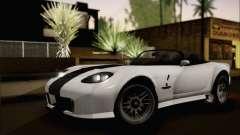 GTA 5 Bravado Banshee (IVF) para GTA San Andreas