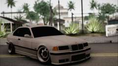 BMW M3 E36 Bosnia Stance para GTA San Andreas