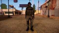 Recon from Battlefield 3 para GTA San Andreas