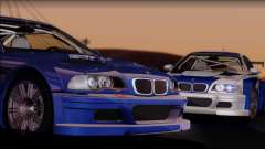 BMW M3 E46 GTR