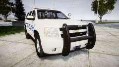 Chevrolet Tahoe [ELS] Liberty County Sheriff para GTA 4