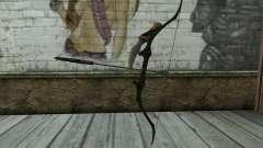 Green Arrow Bow v1 para GTA San Andreas
