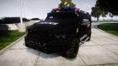 SWAT Van [ELS] para GTA 4