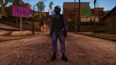 GSG9 from Counter Strike Condition Zero para GTA San Andreas