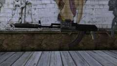 Assault Rifle from GTA 5 para GTA San Andreas