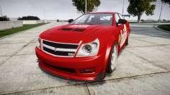 Albany Presidente Racer [retexture] Redwood
