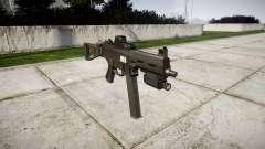 Alemán subametralladora HK UMP 45