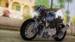 BMW R1100R Street