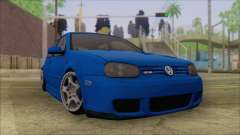 Volkswagen Golf 4 R36 para GTA San Andreas