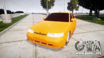 ВАЗ-2110 Bogdan rims1 para GTA 4