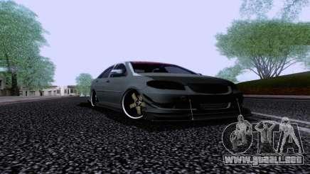 Toyota Vios Extreme Edition para GTA San Andreas