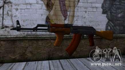 Romanian AKM para GTA San Andreas