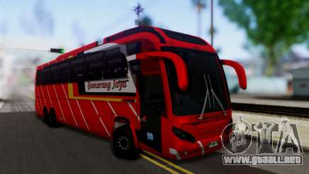 Volvo Gumarang Jaya para GTA San Andreas