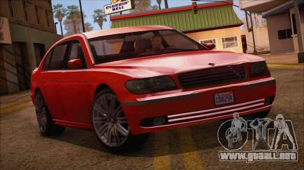 GTA 5 Ubermacht Oracle XS para GTA San Andreas