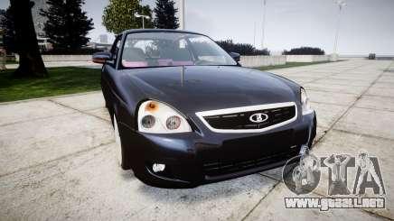 ВАЗ-21728 LADA Priora Coupe para GTA 4