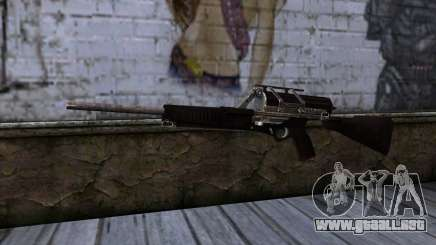 Calico M951S from Warface v1 para GTA San Andreas