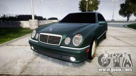Mercedes-Benz W210 E55 2000 AMG para GTA 4