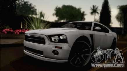 Bravado Buffalo 2nd Generation para GTA San Andreas