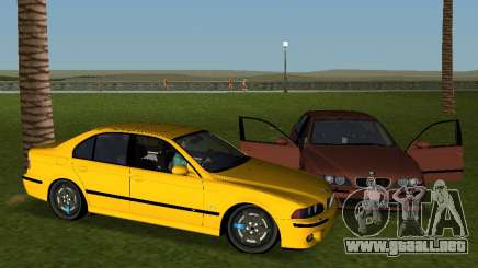 BMW M5 E39 para GTA Vice City
