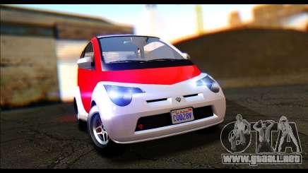 GTA 5 Benefactor Panto IVF para GTA San Andreas