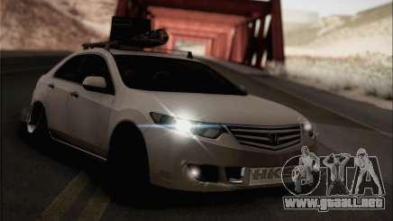 Honda Accord para GTA San Andreas