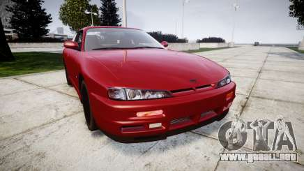 Nissan Silvia S14 200SX para GTA 4