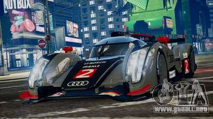 Audi R18 TDI (Revised) para GTA 4