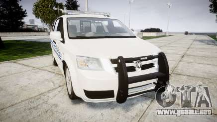 Dodge Grand Caravan [ELS] Liberty County Sheriff para GTA 4