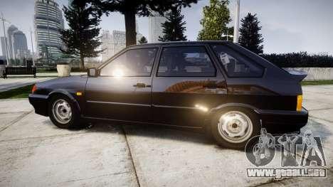 VAZ-2114 para GTA 4 left