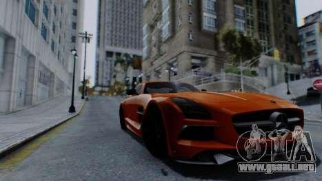 Santo ENB v4 Reffix para GTA San Andreas tercera pantalla