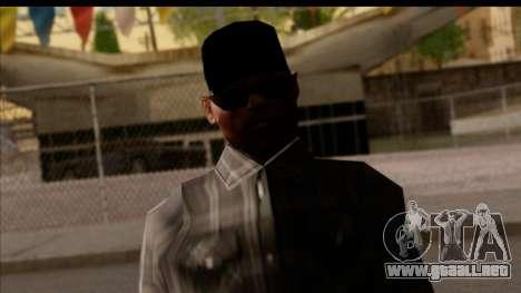 GTA San Andreas Beta Skin 3 para GTA San Andreas tercera pantalla
