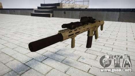 Rifle de asalto AAC Tejón de Miel [Remake] tar para GTA 4