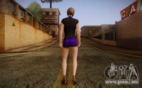 Ginos Ped 30 para GTA San Andreas segunda pantalla
