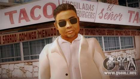 Gedimas Yakuza Boss Skin HD para GTA San Andreas tercera pantalla