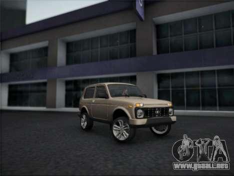 Lada Urdan para GTA San Andreas left