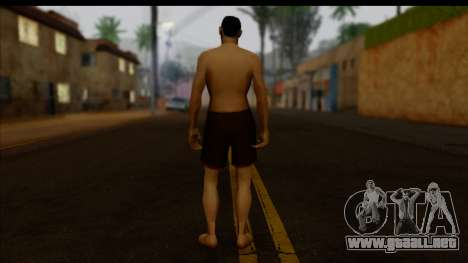 GTA San Andreas Beta Skin 7 para GTA San Andreas segunda pantalla