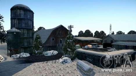 North Yankton IV para GTA 4 séptima pantalla