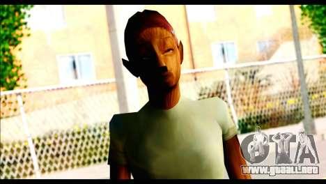 Ginos Ped 35 para GTA San Andreas tercera pantalla