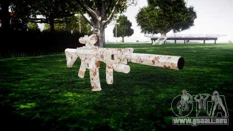 Máquina M4 Devgru para GTA 4