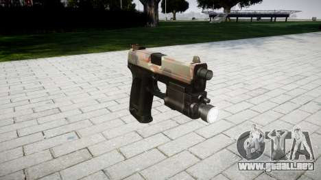 La pistola HK USP 45 berlín para GTA 4