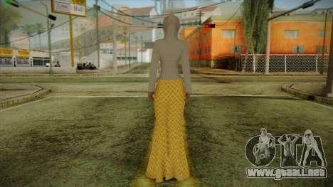 Kebaya Girl Skin v2 para GTA San Andreas segunda pantalla