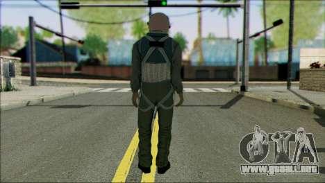 USA Jet Pilot from Battlefield 4 para GTA San Andreas segunda pantalla