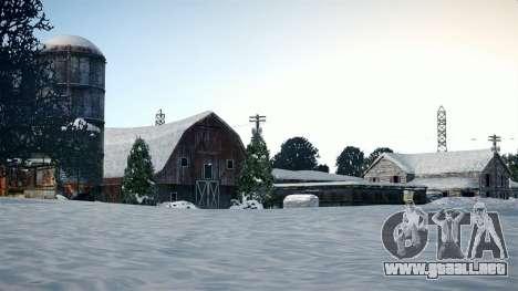 North Yankton IV para GTA 4 tercera pantalla
